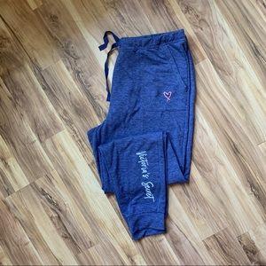 Victoria's Secret Pajama Joggers